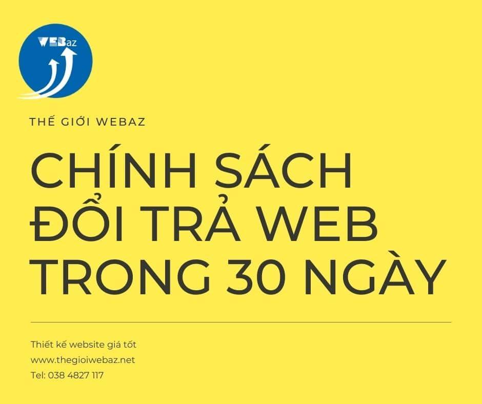 chinh sach doi tra website thegioiwebaz